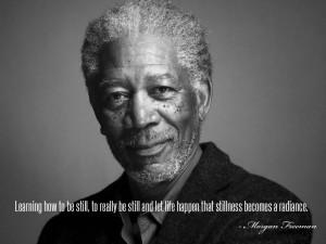 Top 33 morgan freeman life quotes