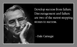 Great Dale Carnegie Motivational Business Quotes