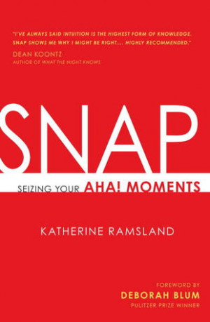 "... by marking ""SNAP: Seizing Your Aha! Moments"" as Want to Read"