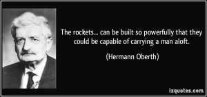 Rockets Quotes