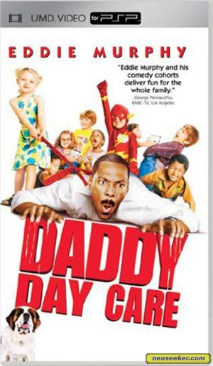 Daddy Day Care Movie Ntsc...