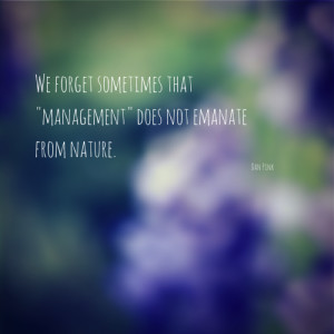 We don't need managers who monitor and coordinate. We need leaders ...