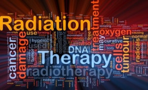 ... radiation treatment radiation probably has more of an impact on