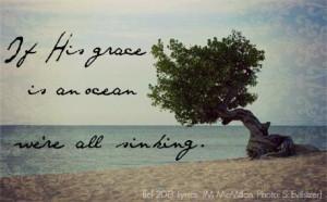 Gods Grace...