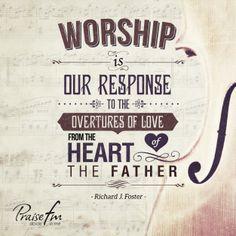 Worship Quotes 2014