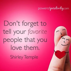 Tribute: Inspirational Quotes from Shirley Temple Black