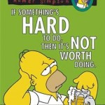 Quotes Homer Simpson Donut Head Beer Song Lyrics Picture