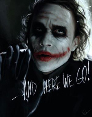 Joker by MaryRiotJane