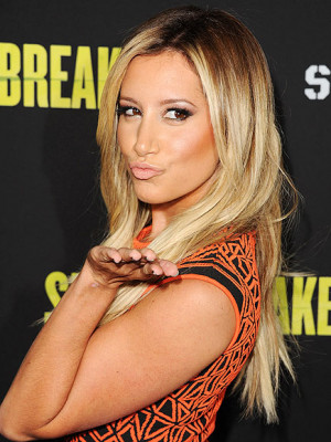 Ashley Tisdale, on how she plays the dating game, to Maxim