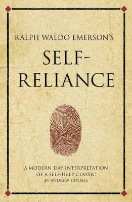 emerson self reliance essay quotes Individualism in ralph waldo emerson's self-reliance in his essay self-reliance, how does ralph waldo emerson define individualism, and how, in his view, can it affect society understanding in self-reliance emerson defines individualism as a profound.