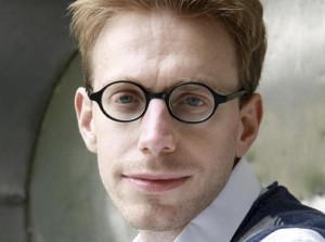 Daniel Tammet, auteur autiste Asperger ©Jerome Tabet