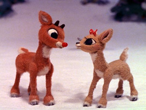 Since 1964, millions of families have tuned in to watch Rudolph and ...