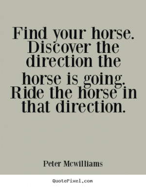 horse riding inspirational quotes