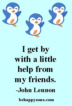 Friendship Quotes - Famous Friendship Quotes