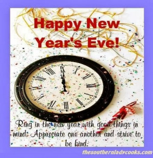 Happy New Year's Eve - Quotes-Wishes