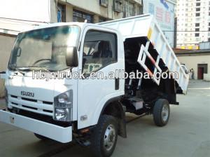 Isuzu 4x4 diesel mini truck jpg