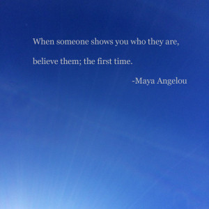 Maya Angelou Quotes On Faith Maya Angelou Quotes