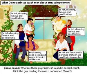 Disney Princess Sad Truth of Disney Princes