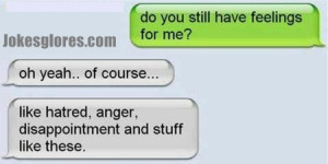 Do You Still Have Feelings For Me