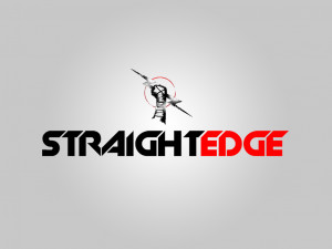 ... Edge Drug Free , Straight Edge X , Sxe , Straight Edge Logo Wallpaper