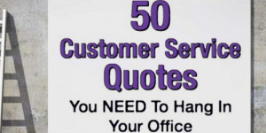 Customer Service Quotes for Employees