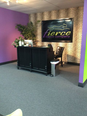Say hello to our newest client Fierce Dance Company who decided to ...