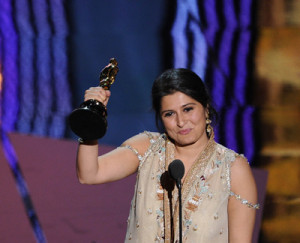 karachi pakistan s first oscar winner sharmeen obaid chinoy launched a ...