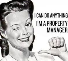 property manager humor