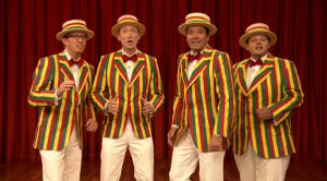 """Barbershop Quartet Version of Shaggy's """"It Wasn't Me"""" (With ..."""