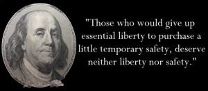 Benjamin Franklin Quote Samuel