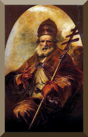 Saint Quote: Pope Saint Leo the Great On Saint Peter the Apostle