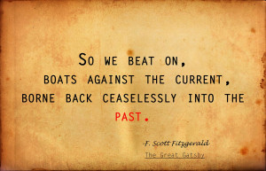The Great Gatsby Quotes By F. Scott.