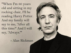 Harry Potter Snape Quotes (2)