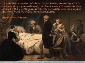... George Washington motivational inspirational love life quotes sayings