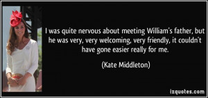 More Kate Middleton Quotes