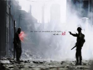war_quote__Wallpaper_w422