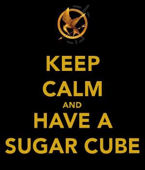 Finnick Odair Sugar Cube