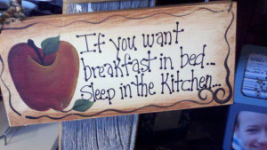 funny breakfast quotes