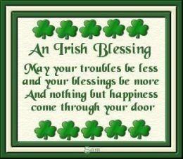 of funny Irish sayings and