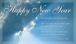... year, God's Goodness Crowns and Anoints our year and he has promised