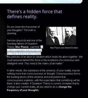 Go Back > Pix For > Max Planck Quotes