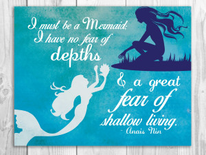 Mermaid Quotes Pinterest