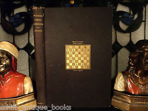 CHESS Board Games RULES Wilhelm Steinitz Strategy Gaming Illustrated