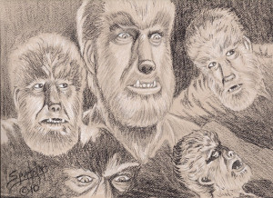 The Wolfman Lon Chaney