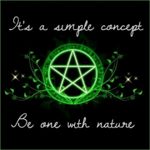 Be one with nature Blessed, Twitchy Stuff, Things Wiccan, Wiccan Pagan ...
