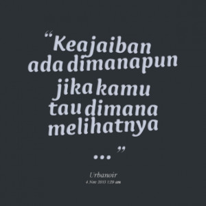 indonesia quotes