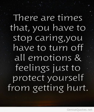 Stop caring quote time quote