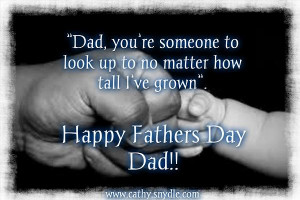 Fathers Day Sayings and Fathers Day Quotes 2015 | Sayings on Fathers ...