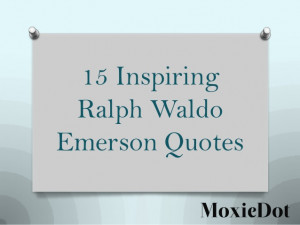 emerson education essay quotes