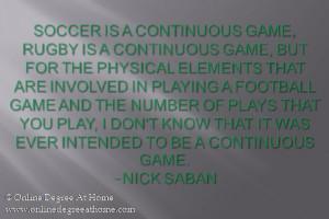 ... Nick Saban #MotivationalFootballQuotes #FootballMotivationalQuotes #